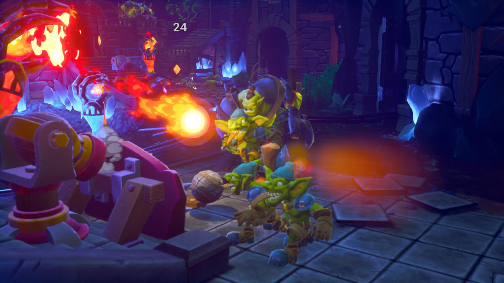 Dungeon Defenders: Awakened